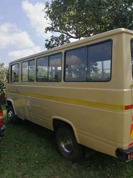 16 seater ex primary School bus