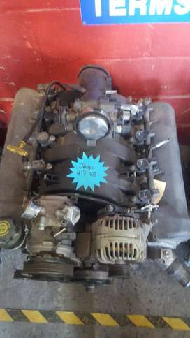 Jeep Grand Cherokee 4.7 V8 2001 4Y engine for sale