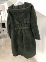 Płaszcz z alpaki/ wełna