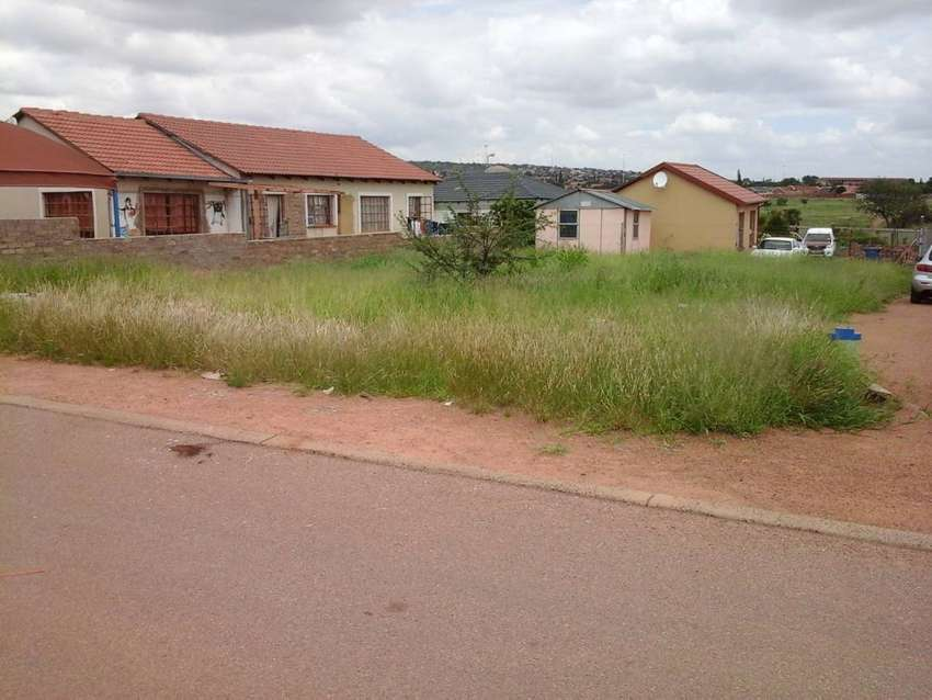 Stand for sale in Soshanguve ss 0