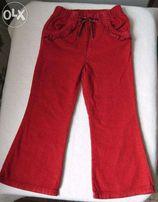 Вельветовые брюки GLORIA JEANS на девочку. Размер 3