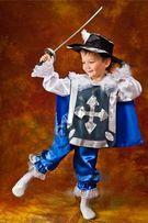 Карнавальный, новогодний костюм мушкетер,гном,пират( прокат)
