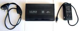 Кишеня для жорсткого диска / EXTERNAL CASE 3.5 INCH Serial ATA USB 2.0