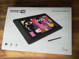 Parblo Coast 16 Graphics Pen Display Tablet