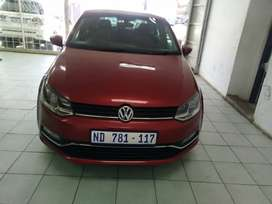 RED POLO 6 TFSI 1.2 HIGH LINE