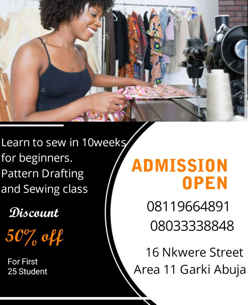 Sewing class 0