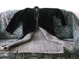 Восточный стёганый халат.