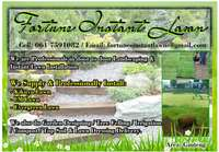 Image of For All Instant Lawn Deliveries And Installation With Free Fertilizer