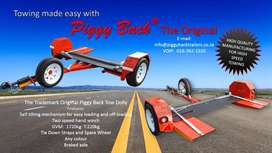Trademark Original Piggyback Tow Dolly