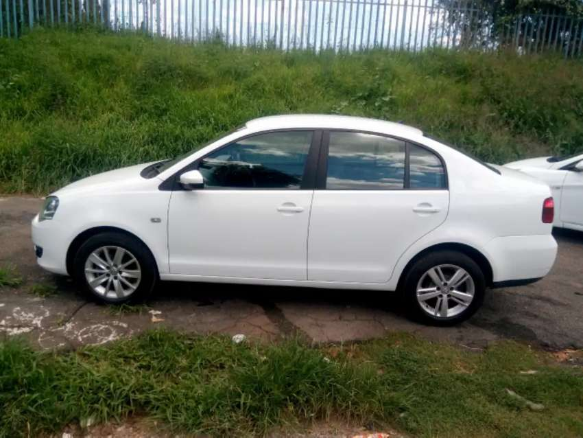 This Polo Vivo is available now for sale