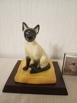 Фарфоровая статуэтка Royal Doulton Siamese RDA 20