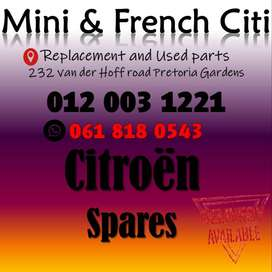 Used Citroën Spare Parts