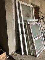 Двери пластиковые окна большие можно для магазина