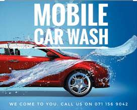 Mobile Car Wash around Soweto