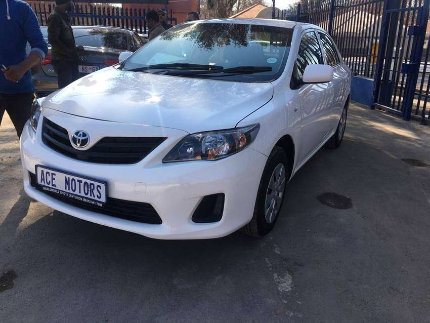 2018 TOYOTA COROLLA 1.6 QUEST,4500km only 0
