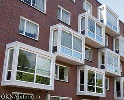 Балкони металопластикові.