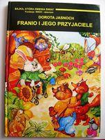 Franio i jego przyjaciele rehabilitacja niepełnosprawny chory.