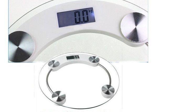 Весы напольные, электронные стеклянные ваги Matrix до 180 кг Харьков - изображение 4