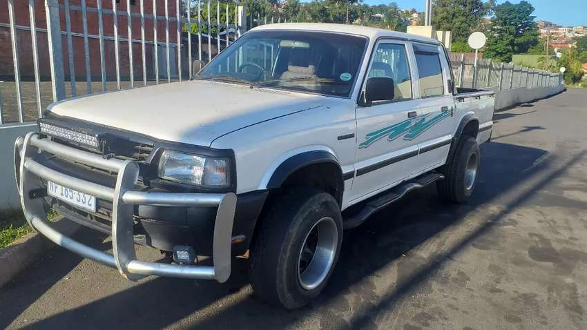 Bakkie is running every day,licensed expire 31/012/21