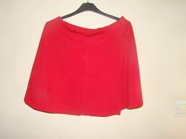spódnica damska czerwona