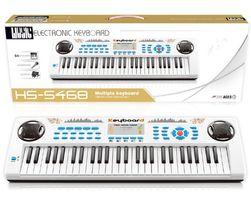 Детское пианино, орган, синтезатор 54 кл, от сети и батареек 100 ритм