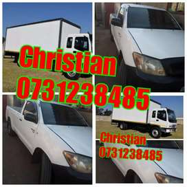 Trucks and Bakkies Hire