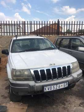 Jeep grand Cherokee for sell