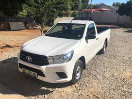 2018 Hilux 2.4gd6 Aircon & Electric windows.