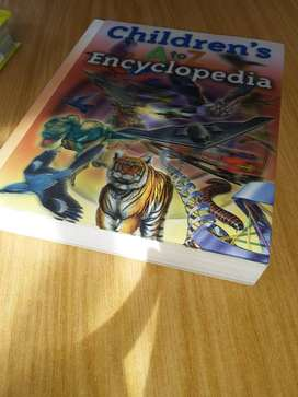 Children's A to Z Encyclopedia by Miles Kelly