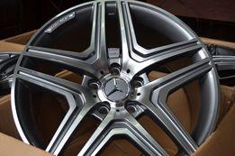 Диски AMG для Mercedes 5*130 R20 G Klass Кубік