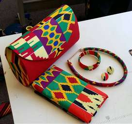 african print clutch bags for sale