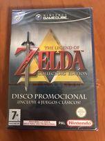 The Legend of Zelda Edycja Kolekcjonerska nowa folia gamecube