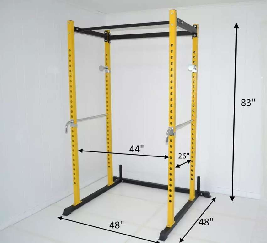 Power rack heavy duty frames on special till month end. Best quality!