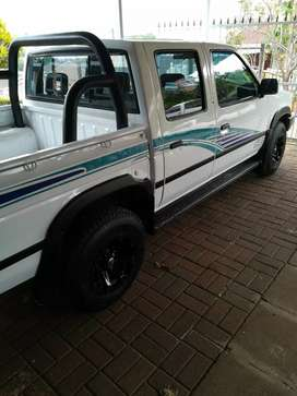 Nissan double cab for 65000