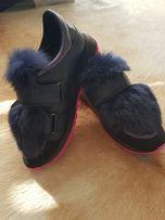 Buty gino rossi skórzane prawdziwy jenot