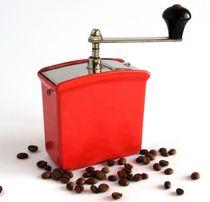 Антикварная коллекционная кофемолка KYM, 1960-е Milly, Germany