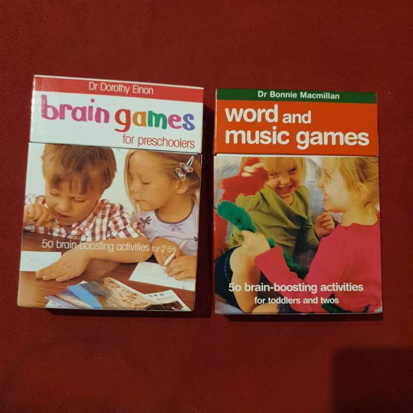 Educational cards for toddlers 0