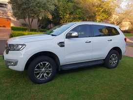 2017 Ford Everest 3.2 XLT