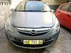 Selling Opel Corsa Model : 2012 Car in Everyday use
