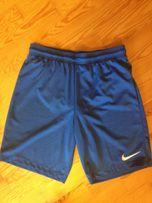 Spodenki niebieskie Nike