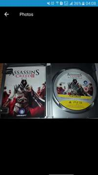 Image of Assassins creed I And II