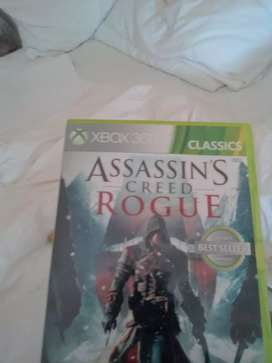 Assassin creed Rouge Xbox 360(Unopened)