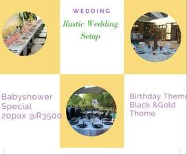Birthday,Babyshower,Wedding Decor