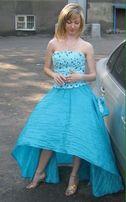 Очень красивое платье для выпускного или для дружки на свадьбе!1000руб