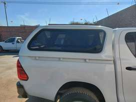 Toyota Hilux gd6 double cab canopy.