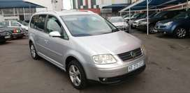 2006 vw touran 1.9 tdi auto