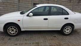 NISSAN ALMERA 2005 STRIPPING FOR SPARES