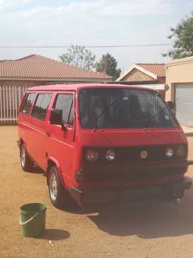 Vw 2.3 microbus for sale  willing to swap n price is negotiableria
