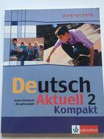 Nowy podręcznik Deutsch Aktuell Kompakt 2