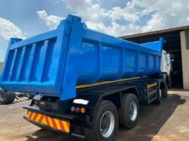 R100.RUBBLE REMOVAL TLB HIRE TIPPER TRUCK HIRE